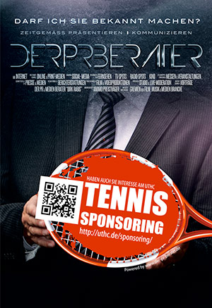 Werden auch Sie Förderer oder Sponsor unserer Tennisjugend