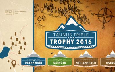 Einladung zur Taunus Triple Trophy 2016