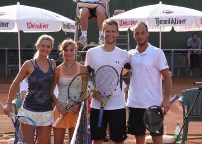 UTHC-Tennis-Charity-Event-2016-Azra-Mann-Mara-Guth-Steven-Moneke-Tim-Puetz