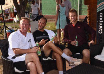 UTHC-Tennis-Charity-Event-2016-Dirk-Rabis-Tim-Puetz-Stefen-Moneke