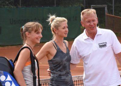 UTHC-Tennis-Charity-Event-2016-Mara-Guth-Azra-Mann-Dirk-Rabis