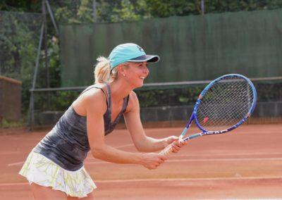 2. Tennis Charity-Event des UTHC in Usingen / Azra Mann