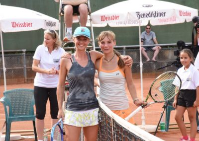 2. Tennis Charity-Event des UTHC in Usingen