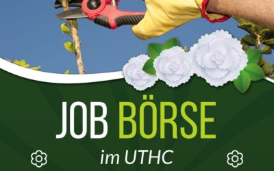 Mach mit – UTHC-Jobbörsen am 01.10. und 22.10.2016