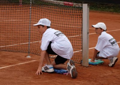 Ballkinder beim uthc-tennis-charity-event-2016-hjf-6838