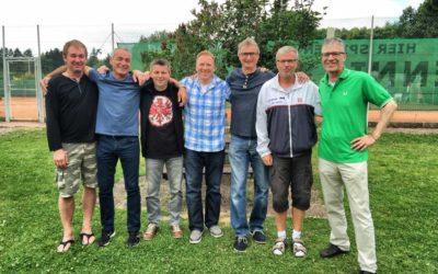 Herren 50-2 Team krönt in der Kreisliga A mit Vizemeisterschaft die Saison
