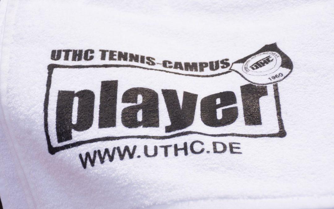 Neue Player-Card stellt Tennispieler / innen der UTHC-Mannschaften vor