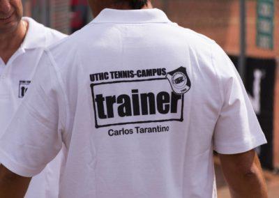UTHC Tennistrainer Carlos Tarantino