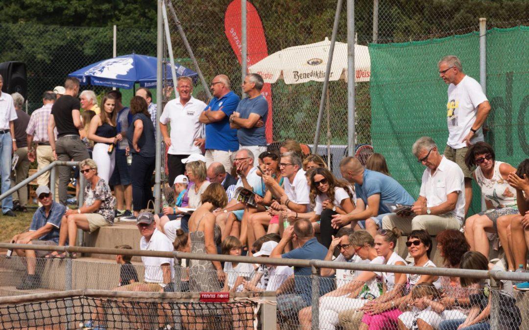 Drittes Tennis Charity-Event 2018 des UTHC in Usingen