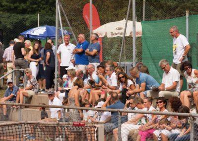 UTHC Tennis-Campus - Tribüne Platz 7