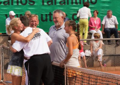 Tennis Charity-Event 2016 beim UTHC