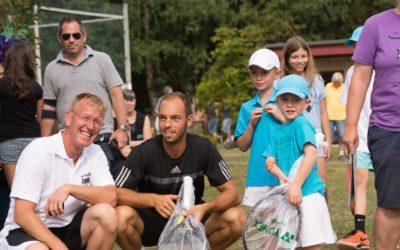 Tennis im Tennis-Club oder Tennisverein auf einem neuen Level erleben