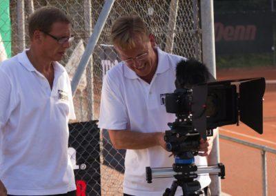 Dirk Rabis und Stefan Ochs: Videoproduktion beim UTHC
