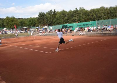 2. Tennis Charity-Event des UTHC in Usingen / Steven Moneke - Tim Pütz