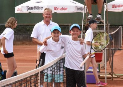 2. Tennis Charity-Event des UTHC in Usingen
