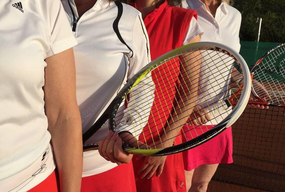 Lustiges Tennis-Schleifchenturnier am Pfingstsonntag den 09.06.2019