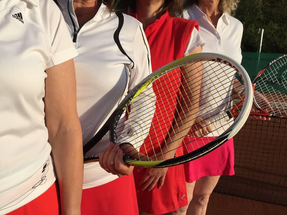 Team-Tennis Damen Mannschaften des UTHC
