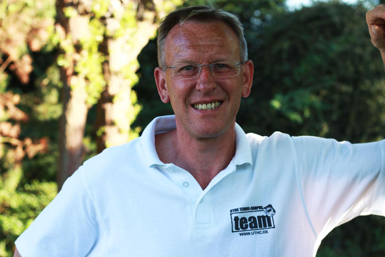 Dirk Rabis: 1. Vorsitzender des UTHC bedankt sich für ihre Unterstützung