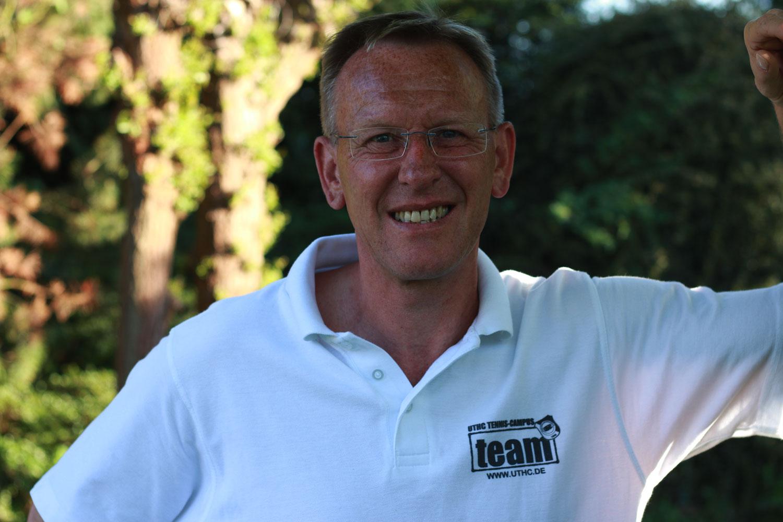 Dirk Rabis: UTHC Tennis-Campus 1. Vorsitzender / Vorstandsvorsitzender und PR Berater