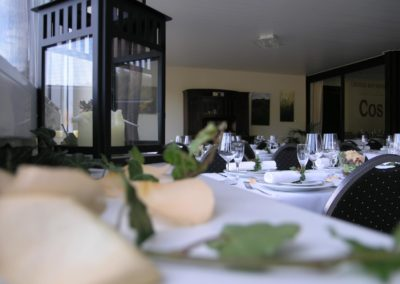Restaurant Tennishalle Usingen UTHC
