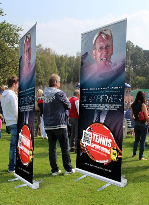 Tennis Sponsoren Paket 4