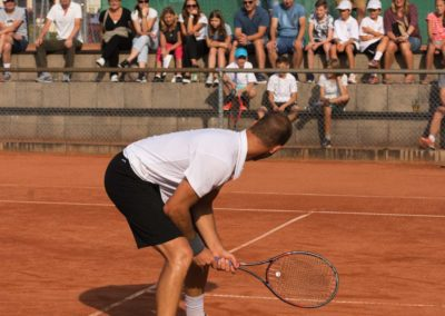 Tim Pütz Doppel: UTHC Tennis Charity Event