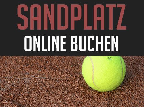 Tennis Sandplatz buchen
