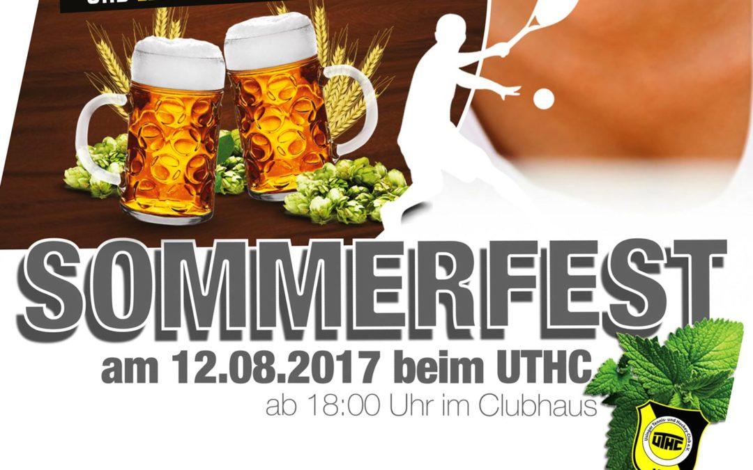 Sommerfest 2017 des UTHC
