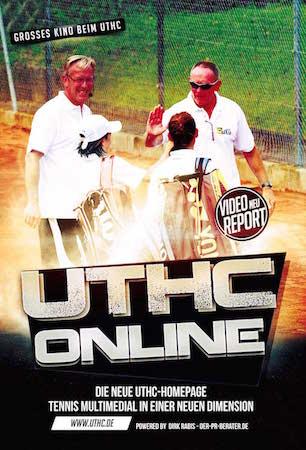 Videos über die ausgezeichnete Tennis Jugendarbeit im UTHC und die Erfolge unserer Tennisjugend.