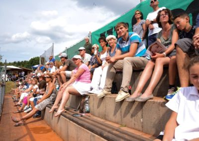 UTHC Center-Court auf dem Tennis-Campus Usingen