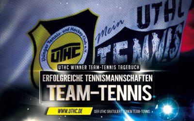 Wir berichten über eure Team-Tennis Erfolge