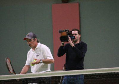 Carlos Tarantino bei Dreharbeiten für SAT1 Fernsehen_0805