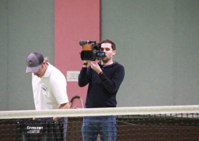 Carlos Tarantino bei Dreharbeiten für SAT1 Fernsehen_0813