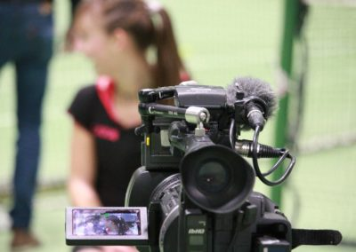 SAT1 Fernsehen Kamerateam im Interview mit Mara Guth_0940