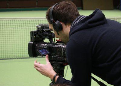 SAT1 Fernsehen Kamerateam im Interview mit Mara Guth_0942