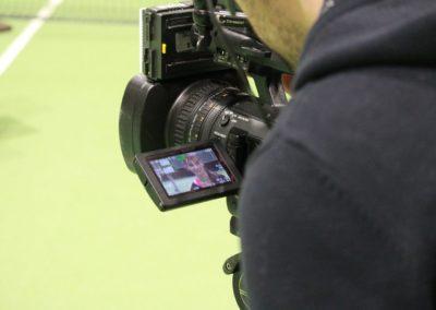 SAT1 Fernsehen Kamerateam im Interview mit Mara Guth_0945