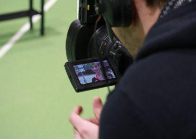 SAT1 Fernsehen Kamerateam im Interview mit Mara Guth_0946