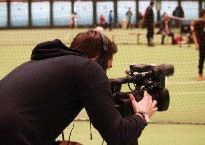 SAT1 Fernsehen Kamerateam im Interview mit Mara Guth_0948