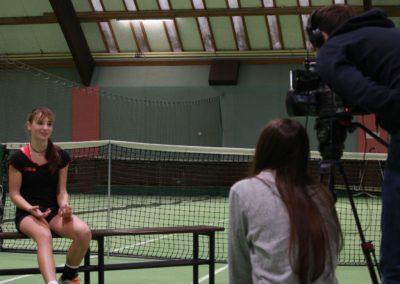 SAT1 Fernsehen Kamerateam im Interview mit Mara Guth_0953