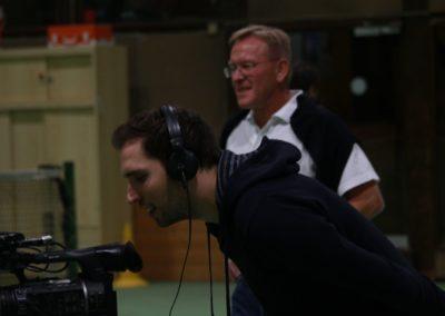 PR Berater Dirk Rabis begleitet Interview mit dem SAT1 Fernsehen - UTHC Tennis-Campus Usingen - Fernsehreportage_0971