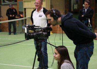 PR Berater Dirk Rabis begleitet Interview mit dem SAT1 Fernsehen - UTHC Tennis-Campus Usingen - Fernsehreportage_0974