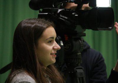 SAT1 Fernsehen zu Gast auf dem UTHC Tennis-Campus Usingen - Fernsehreportage_1109