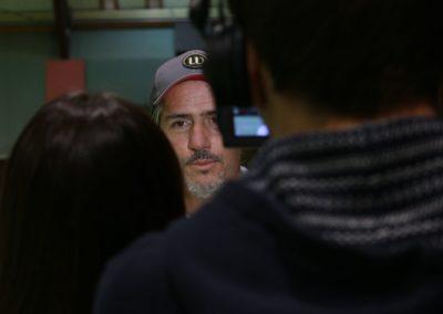 Tennis Cheftrainer Carlos Tarantino im SAT1 Fernsehen. UTHC Tennis-Campus Usingen - Interview_1135