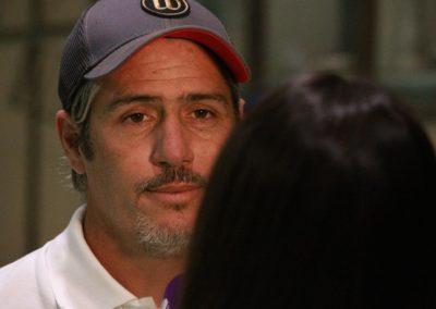 Tennis Cheftrainer Carlos Tarantino im SAT1 Fernsehen. UTHC Tennis-Campus Usingen - Interview_1168