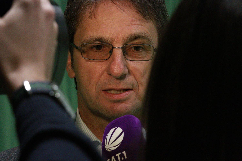 Michael Guth im SAT1 Fernsehen. UTHC Tennis-Campus Usingen - Reportage_1271