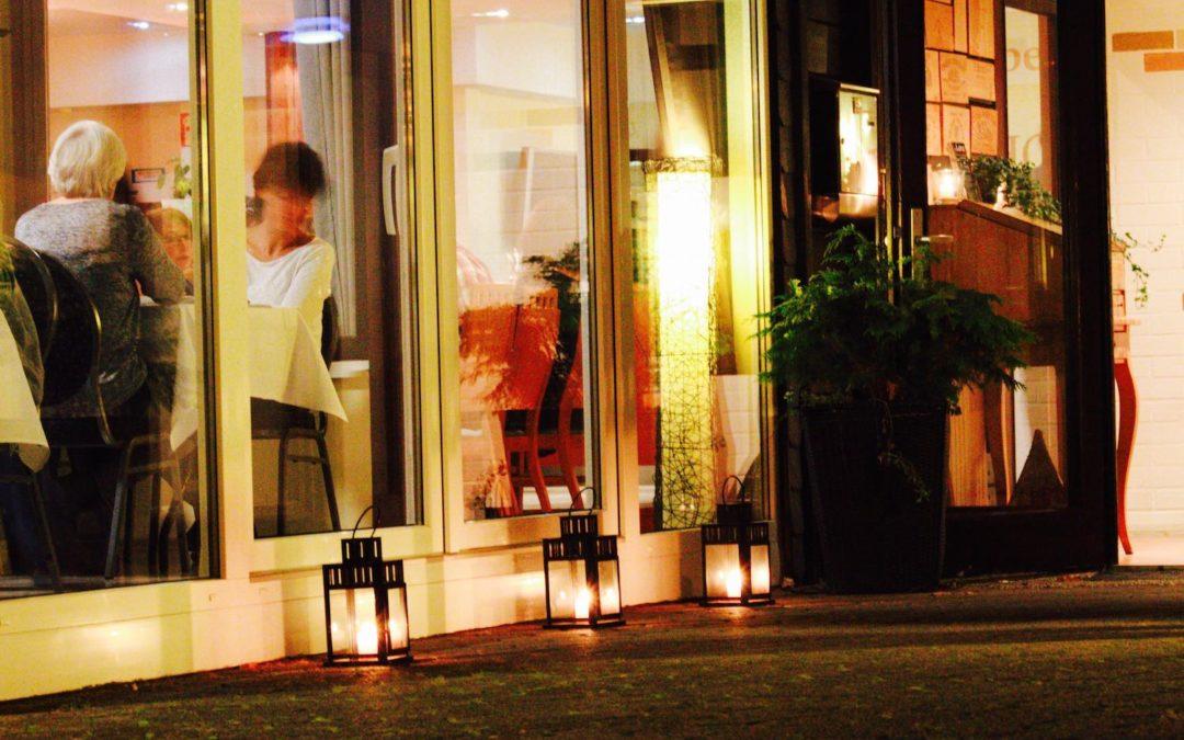 Verzehrbons für unser Restaurant und Sommer-Clubhaus