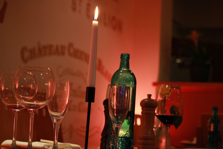 Lava Restaurant Tennishalle Usingen - UTHC-Buffet