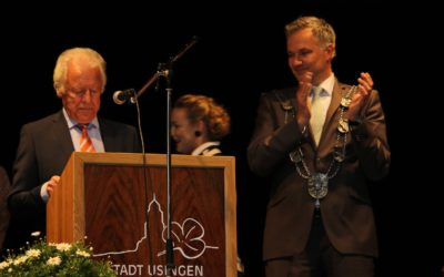 Einladung zur Sportlerehrung – Stadt Usingen ehrt UTHC-Sportler/innen