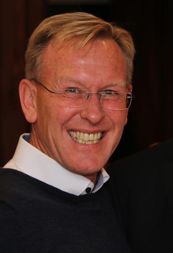 UTHC-Vorstand: 1. Vorsitzender Dirk Rabis - Portrait