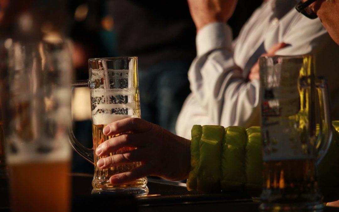 Biergarten Usingen mit großer Sonnenterrasse eröffnet